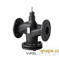 西门子原装蒸汽调节阀VVF/VXF53系列VVF/VXF53.15