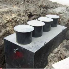 1吨地埋式一体化污水设备