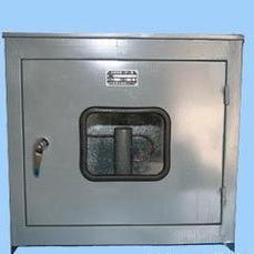 YXH-654E型不锈钢仪表保护箱