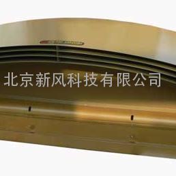 北京金晨圆弧门风幕机可以根据长度定制