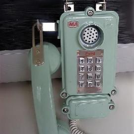 铸铝防爆电话机,KHT-106防爆电话机型号