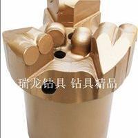 φ94三翼PDC金刚石无芯钻头/生产厂家/超强钻头