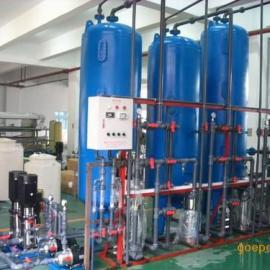 离子混床高纯水制取设备