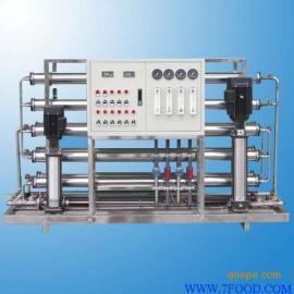 镀膜玻璃纯水设备,镀膜玻璃生产用水设备