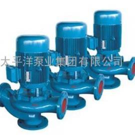 100-110-10-5.5GW管道式排污泵