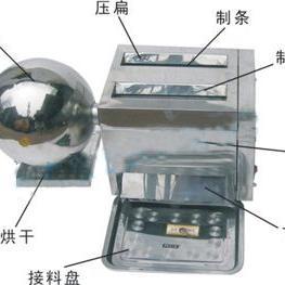 多功能中药制丸机/中国 型号:M310740