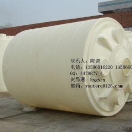 30吨塑料水塔/上海30立方PE塑料容器/北京PE储水罐