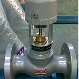 VB-3000法兰铸铁电动二通阀