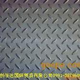 销售酒钢花纹卷板Q235B