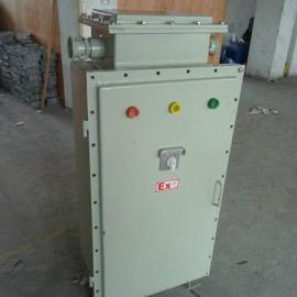 BQX防爆变频调速器(箱) 浙江防爆变频箱