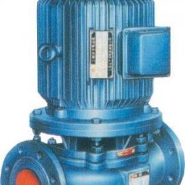 立式清水、污水管道泵、排污泵价格、不锈钢材质ISG型