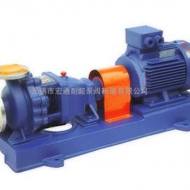 JINPENG牌IH型化工耐腐蚀泵