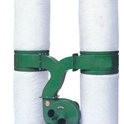 双桶布袋木工吸尘器