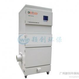 厂家热销AJS1-10电子脉冲反吹型1.1KW工业集尘器