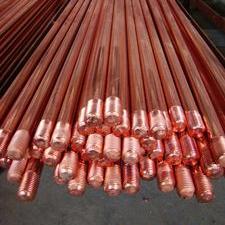 新疆接地棒、乌鲁木齐铜包钢接地棒接地极