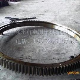 油脂软化滚筒大齿轮 软化锅齿轮配件