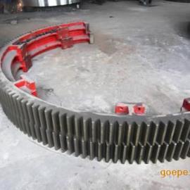 磷酸钠(钾)聚合炉齿轮 滚圈 托轮 配件
