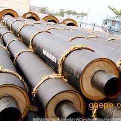 保温钢管 聚氨酯发泡保温钢管 钢套钢保温钢管