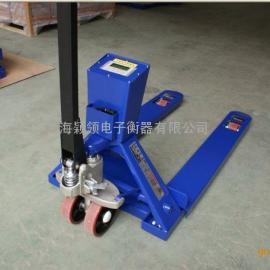 上海叉车秤 3t电子叉车秤 防爆电子叉车秤