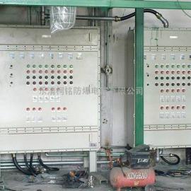 客户使用中的防爆配电柜 BXMD系列