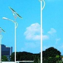 太阳能路灯灯杆/太阳能路灯电池板