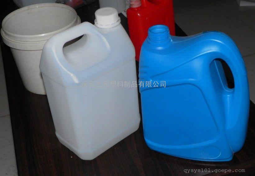 4L塑料桶4L机油塑料桶