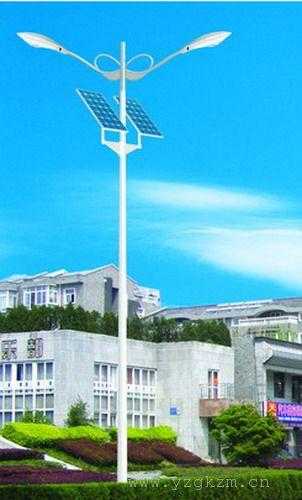 乡村太阳能路灯安装/太阳能路灯图片