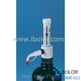 Dispensette III瓶口分液器,游标可调式分液器