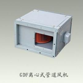 GDF-No.3-0.75kw离心管道风机