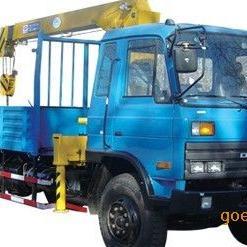 3.2吨石煤直臂起重车 东风底盘