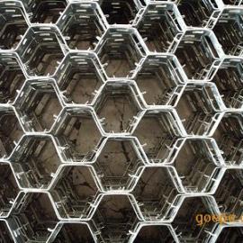 新疆耐热龟甲网/金属板网