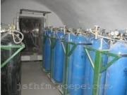 临时永久避难硐室供气系统