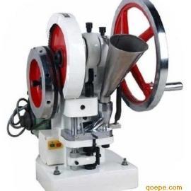 单冲压片机|中药压片机|小型粉末压片设备
