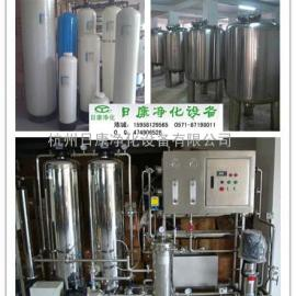2T/H 全自动一级反渗透纯净水设备