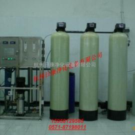 0.5T/H 一级反渗透 蓄电池用水