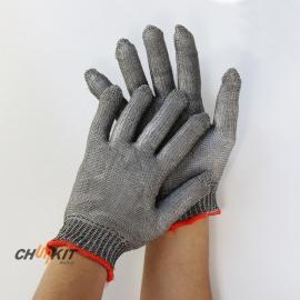 钢丝手套超强耐切割手套 防刀刃屠宰场手套