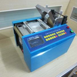 供应全自动硅胶条微电脑裁切机 切带机