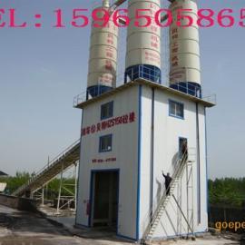 150商品混凝土搅拌楼潍坊贝特价格厂家配件价格