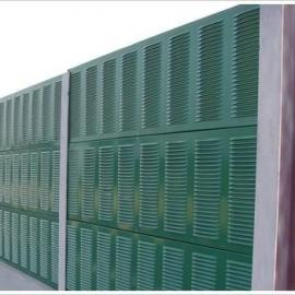 高速公路隔音板/百叶窗式吸音板/高速公路声屏障的特点