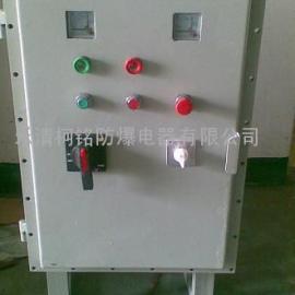 BXMD防爆配电柜 钢板焊接防爆配电柜
