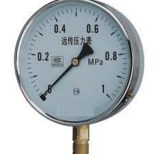 jk电阻远传压力表