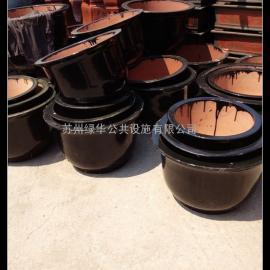 景观水缸,苏州景观水缸,苏州盆栽花盆