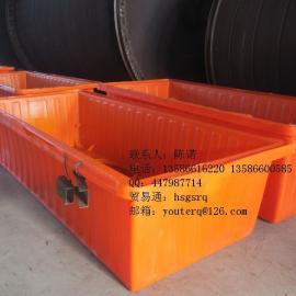 2800*1180*750mmPE方形推车桶 纺织布桶