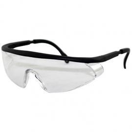 邦士度护目镜透明防雾防冲击眼镜 防灰尘防风眼镜BA3001