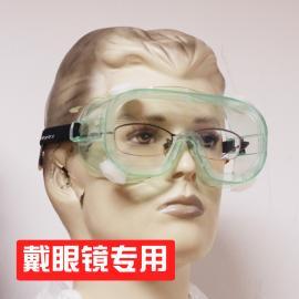 邦士度四孔防雾眼罩EF005防尘防化护目镜防护眼镜实验室