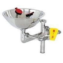 洗眼器 接墙式洗眼器 WJH0359C 紧急洗眼器
