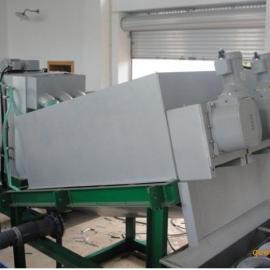 专业生产螺旋式污泥脱水机(质优价廉)