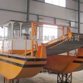 鑫博小型保洁船