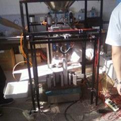 全自动分子筛灌装机工装