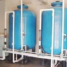水处理过滤系统 除氟过漏斗设备